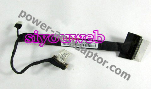 "Genuine HP Compaq 6910p Laptop 14/"" LCD Screen Display LVDS Cable DC02000CZ00"